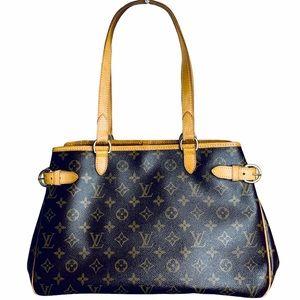Louis Vuitton Monogram Batignolles Handbag